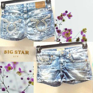 Big Star Liv shorts